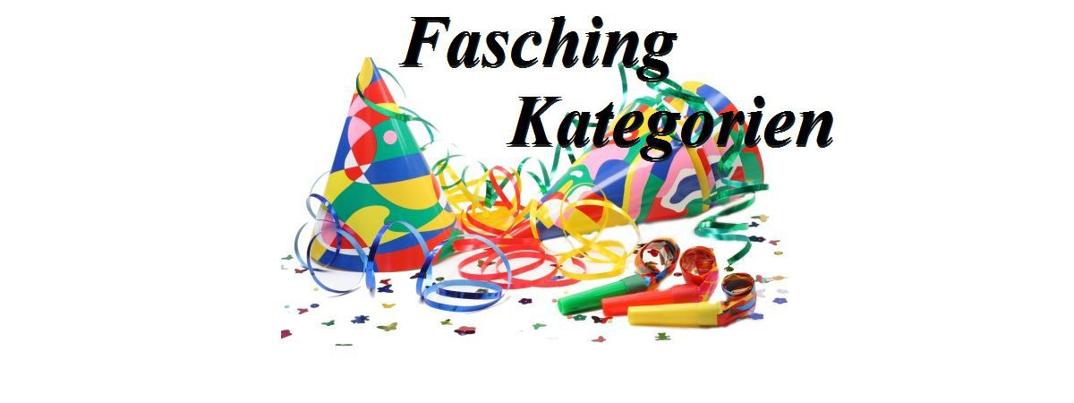 Special: Fasching